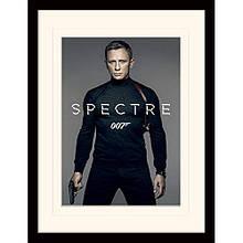 "Постер в раме  ""James Bond (Spectre - Colour Teaser)"""