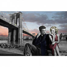 "Постер ""Brooklyn Nights - Chris Consani"""