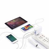 Зарядное устройство на 4 USB порта, фото 2