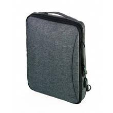 Рюкзак міський з USB зарядкою Saftsack