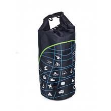 Уличная сумка с защитой от воды (для водных видов спорта) WATERPROOF BAG