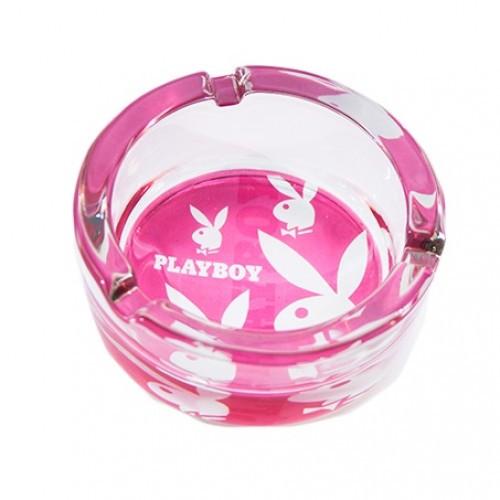 "Пепельница ""PLAYBOY"", розовый"