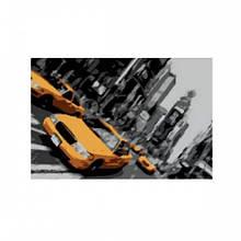 """Картина на холсте """"London Piccadilly"""", 50х70 см"""