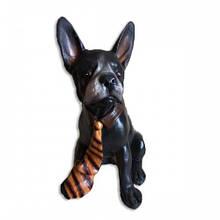 Статуетка собака джентльмен