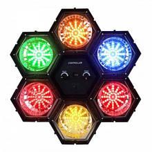 LED підсвітка з 6 модулів