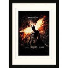Постер The Dark Knight Rises (A Fire Will Rise)