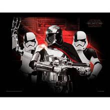 Постер Star Wars The Last Jedi (Stormtrooper Team)