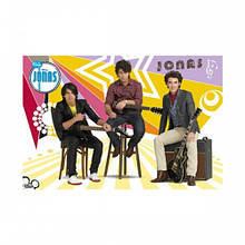 "Постер ""Jonas-Sitting"""