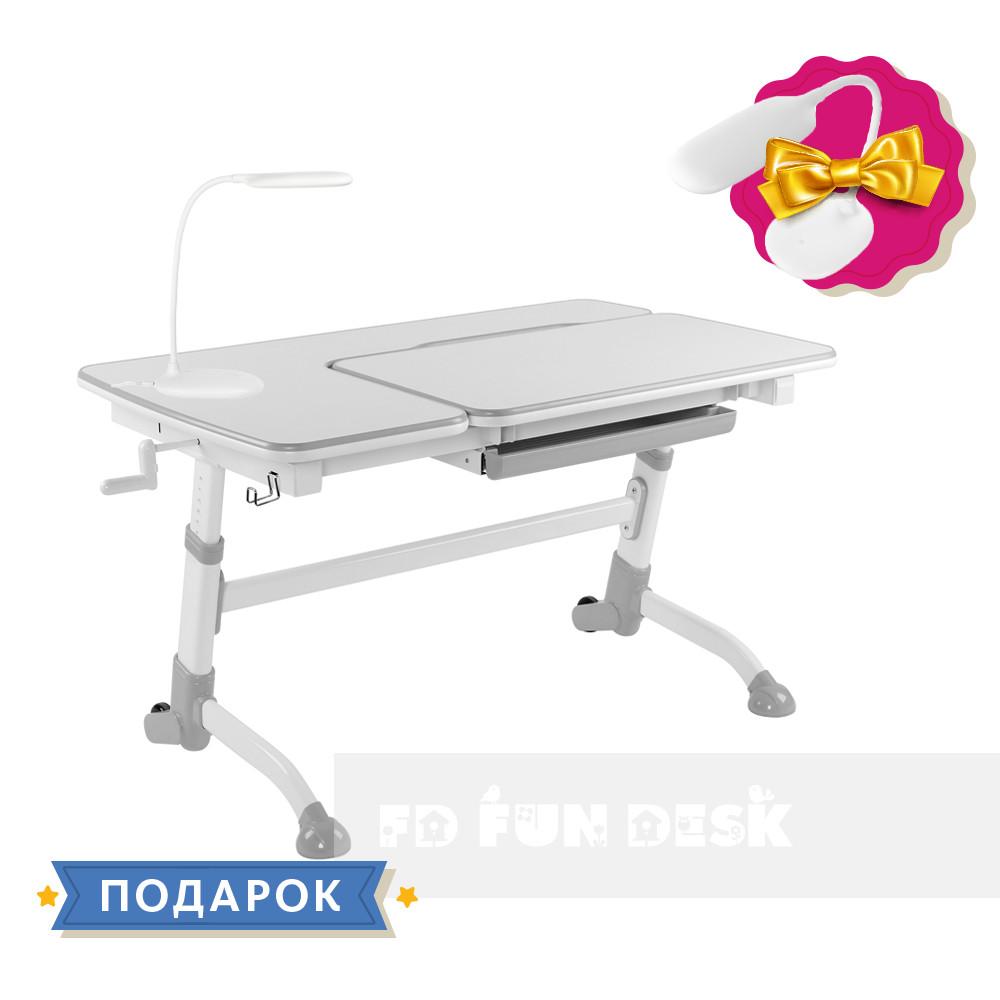 Парта-трансформер для підлітка FunDesk Amare Grey