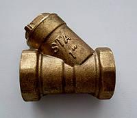 Фильтр для воды Ду 25 латунный