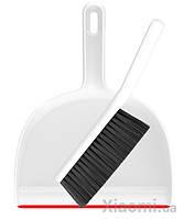 Комплект для уборки Xiaomi Yijie Щетка + Совок YZ-02