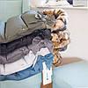 Детский конверт для коляски, санок 4 в 1 Springos SB0001 Blue, фото 5