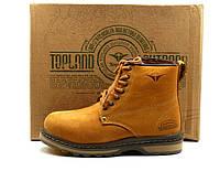 Зимние ботинки Topland, унисекс, на меху, фото 1