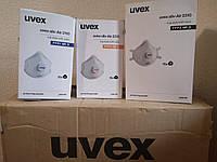 Респиратор(маска) UVEX Германия(оригинал) FFP1, FFP2, FFP3
