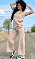 Спортивный костюм 830805/4 50/52 бежевый, фото 1