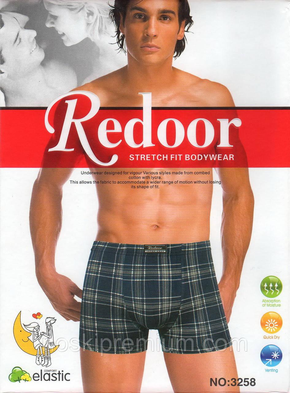 Трусы мужские боксеры х/б Redoor 3258