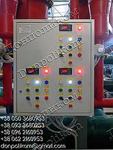 Шкаф ШАУ автоматического управления  гидродинамического фильтра
