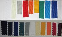 Ткань тентовая полиэстеровая с полиуретановым и ПВХ покрытием