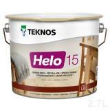 ХЕЛО 15 уретано-алкидный лак для деревянных поверхностей внутри и вне зданий (матовый)