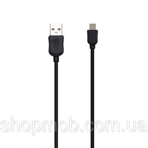 USB XO NB41 Micro Цвет Чёрный, фото 2