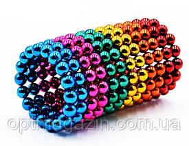 Нео Куб 5мм цветной, Магнитные шарики, Магнитный неокуб, Головоломка