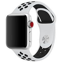 Ремінець для Apple Watch Sport 38 mm Білий