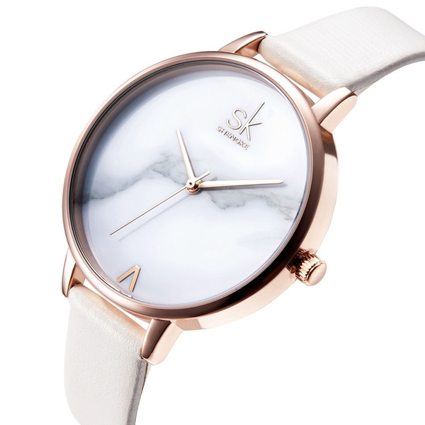Shengke Женские часы Shengke Marble