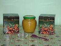 Облепиховая косточка (в собственном соку) 550 грамм.