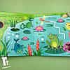 """Интерактивная книга для малышей """"Звуки сада"""", Garden sounds, Usborne, фото 5"""