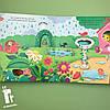 """Интерактивная книга для малышей """"Звуки сада"""", Garden sounds, Usborne, фото 4"""