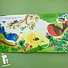 """Интерактивная книга для малышей """"Звуки сада"""", Garden sounds, Usborne, фото 3"""
