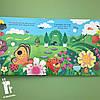 """Интерактивная книга для малышей """"Звуки сада"""", Garden sounds, Usborne, фото 2"""
