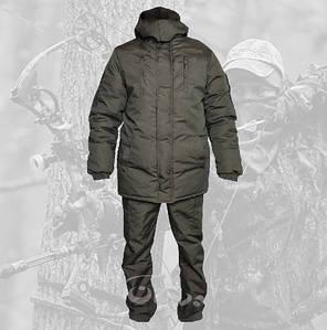 Зимова військова форма нацгвардії Хакі Зимний костюм(46,48,.......,58,60р)