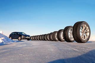Зимние легковые шины