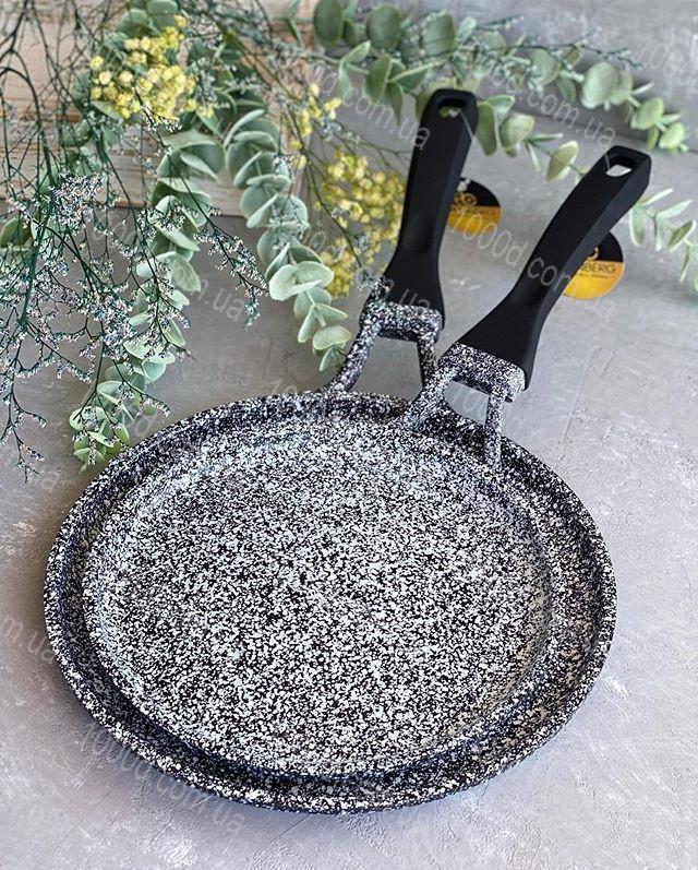 Антипригарная сковорода для блинов 20 см Edenberg с гранитным покрытием (EB-3391)