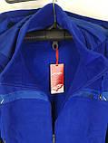 Тёплый спортивный костюм большого размера, фото 3