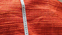 Декоративный отрез Красно-оранжевый 84*122 см