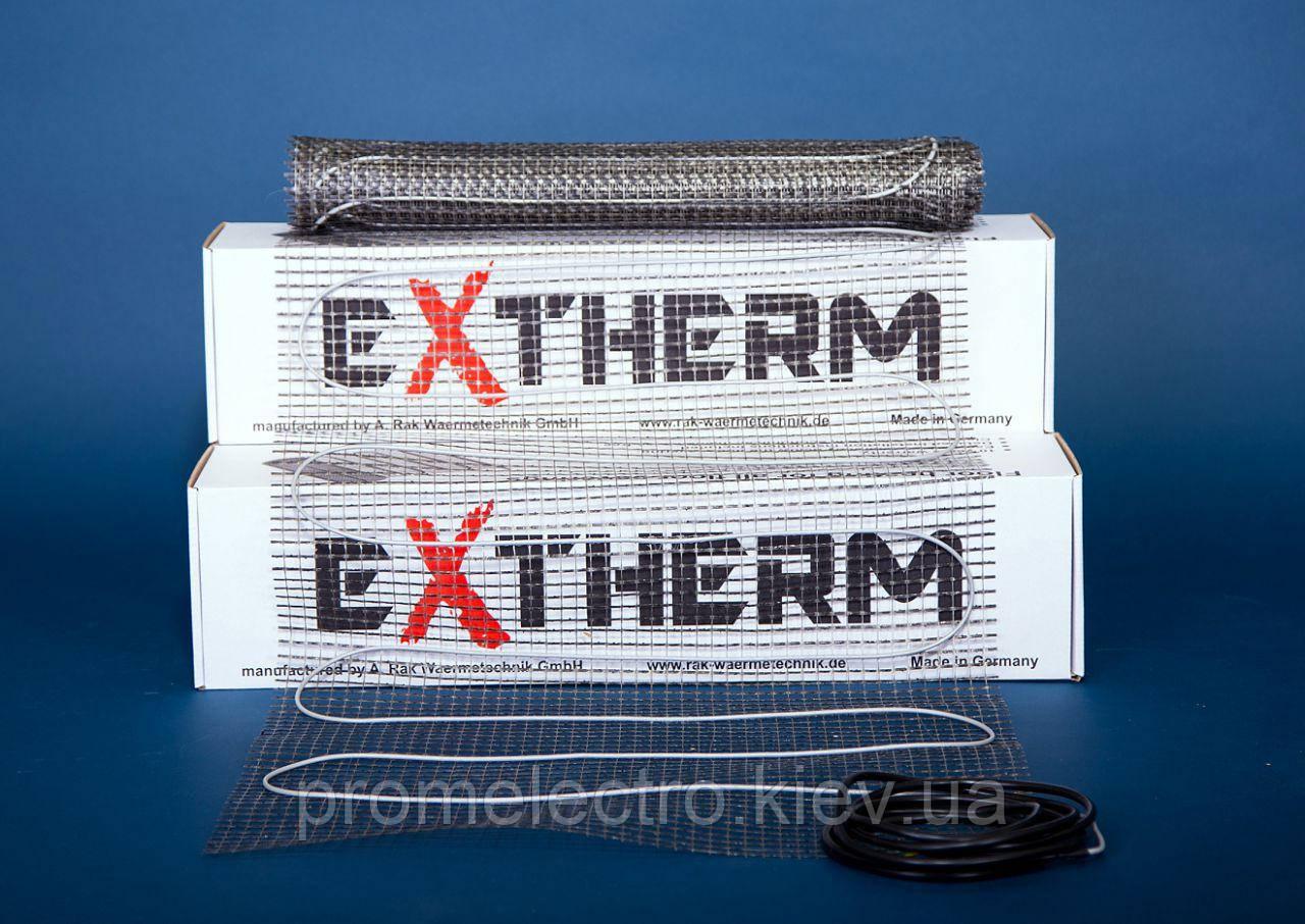 Двужильный нагревательный мат EXTHERM ET ECO 150-180, площать 1,5м2