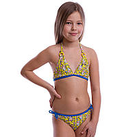 Купальник для плавания раздельный детский ARENA CATGIRL AR-15675 возраст 8-14 лет цвета в ассортименте