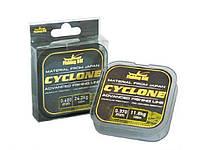 Лiска Cyclone 100м 0.55мм 21.6 кг 152-8-55 ТМ FISHING ROI