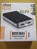 "Power Bank ""Trust Urban"" 8800MAH 5V, фото 2"