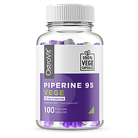 Жиросжигатель OstroVit Piperine 95 Vege (100 tabs)