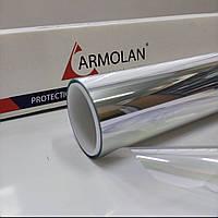 Пленка на лобовое стекло атермальная тонировочная хамелеон Stella 85 Armolan ширина 1,524 м, фото 1