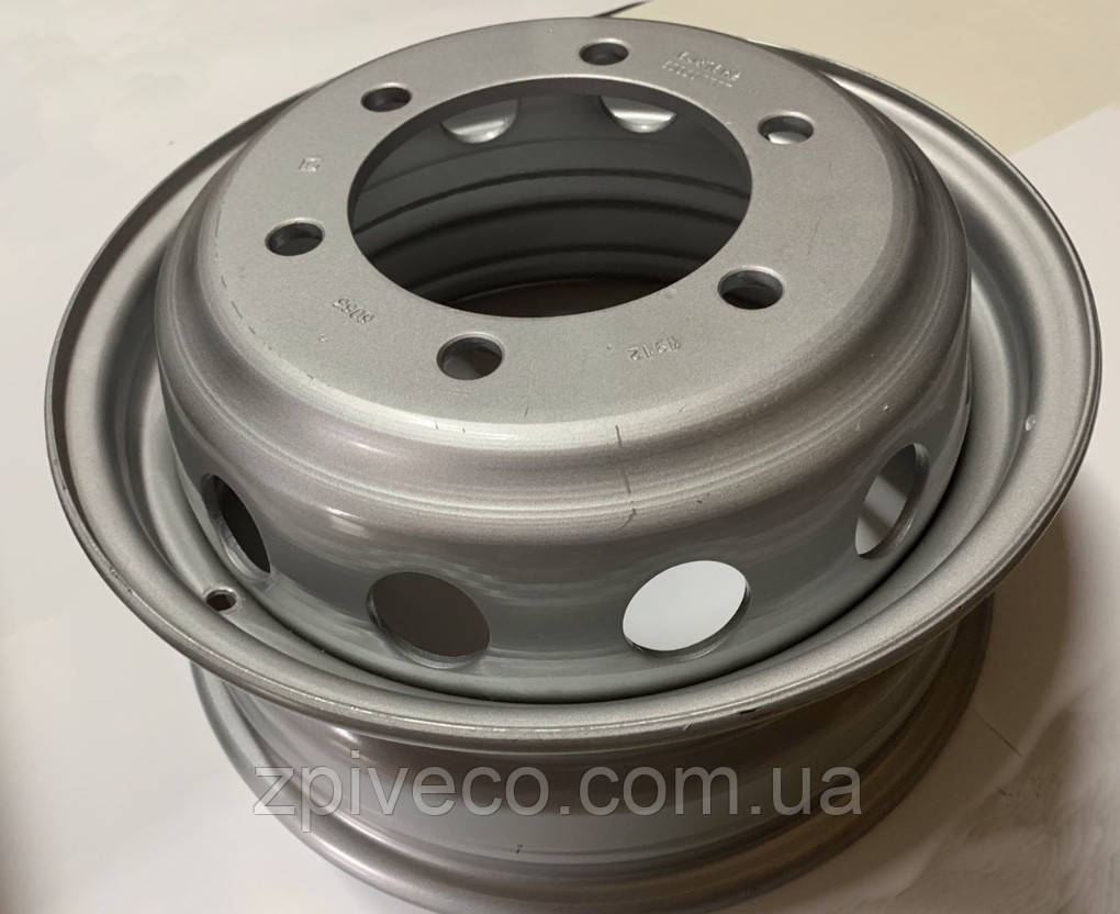 Диск колісний 6Jx16 59.12/65C IVECO