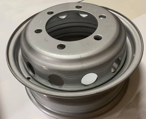 Диск колісний 6Jx16 59.12/65C IVECO, фото 2