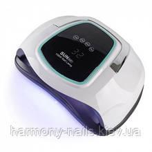 LED+UV Lamp SUN 72W Plus - універсальна лампа для манікюру і педикюру на дві руки.