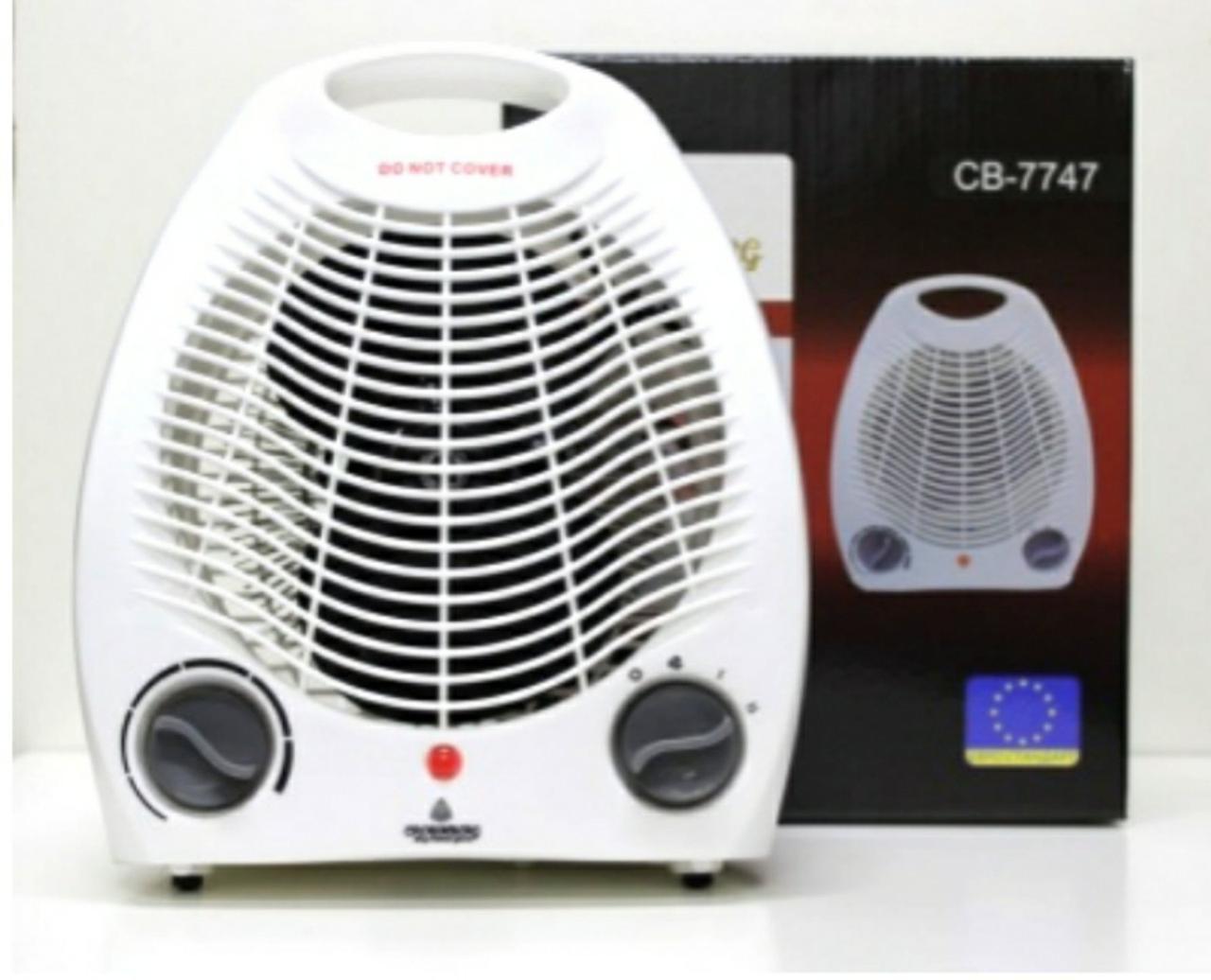 Тепловентилятор електричний Crownberg CB-7747