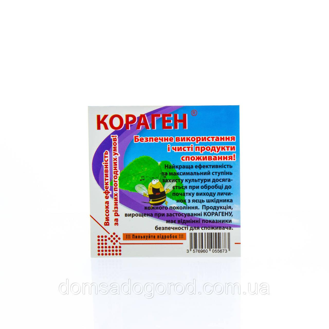 Інсектицид КОРАГЕН 200 к. с. DuPont 1,2 мл