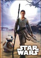 Блокнот для нотаток STAR WARS - Рей. А6