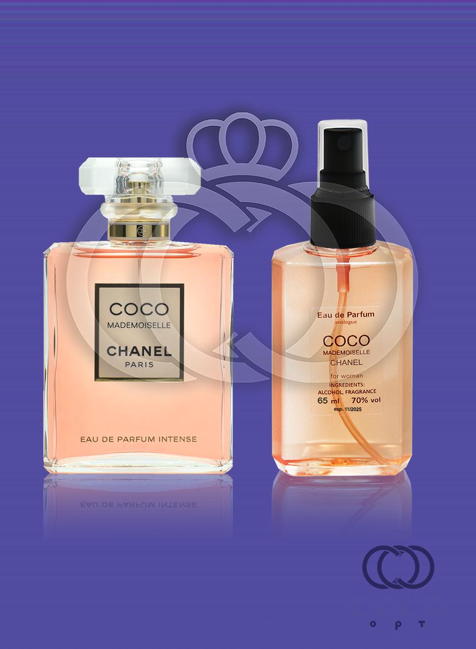 Парфюм аналог Chanel Coco Mademoiselle 65 Ml